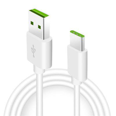 Minismile 5A 200CM SuperVOOC Fast Charging USB Type-C Charge Data Sync Cable