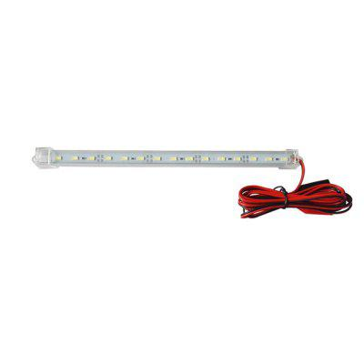 DC12V 15 SMD 5630 LED Harde onbuigzame LED-strips Bar Licht Wit Warm Wit