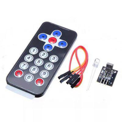 Infrared IR Receiver Module Wireless Remote Control Kit For Arduino