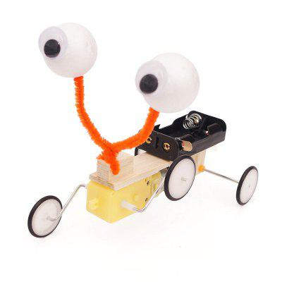 DIY Reptilian Bionic Robot Child Science Education Toy
