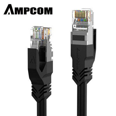 AMPCOM CAT6 Network Cable Patch Lan Cable Cord 1000 Mbps OFC Gold-plated Plug Worcester Sale b