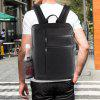 Business USB Charging Backpack Bag - BLACK