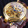 Forsining Classic Mens Sport Mechanical Automatic Wrist Watch For Business - MULTI-B