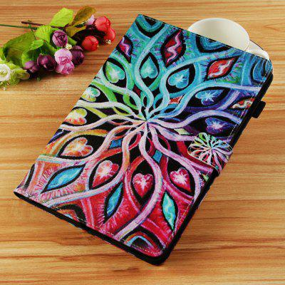 Spread Flower Painted Tablet Leather Case for iPad Pro 11 inch(2018)