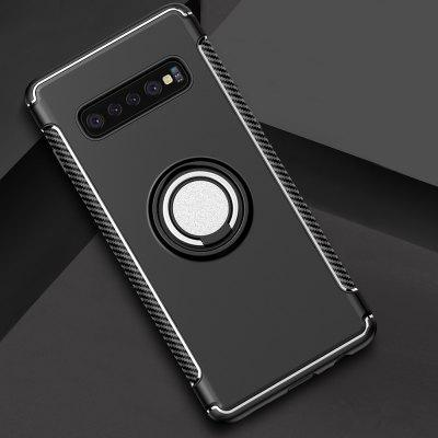 Ringhouder Armor Back Phone Case voor Samsung Galaxy S10 Plus