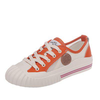 Flat Bottom Lacing Style Women Casual Shoes 9086 (Gearbest) Sacramento buy ads