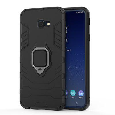 360 rotating ring phone case for samsung j4 plus