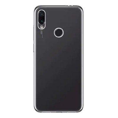 Transparent Slim Soft TPU Cover Case for Xiaomi Redmi 7