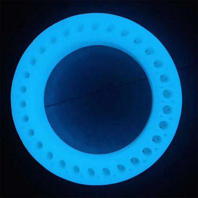 Scooter Luminous Solid Tire Replacement Spare Parts Tire For Xiaomi Mijia M365