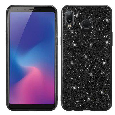 TPU Flashing Mobile Phone Case for Samsung A6s