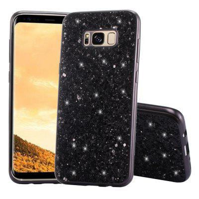 TPU Flashing Mobile Phone Case for Samsung S8 Plus