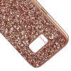 TPU Flashing Mobile Phone Case for Samsung S8 Plus - ROSE