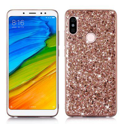TPU Flashing Mobile Phone Case for Redmi Note5 Pro