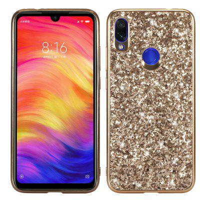 TPU Flashing Mobile Phone Case for Redmi Note7