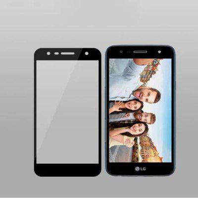 Full Screen Silk Tempered Film voor LG X Power 3