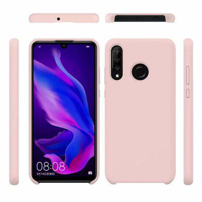 Liquid Silicone Soft Silica Gel Rubber Phone Case for Huawei P30 Lite