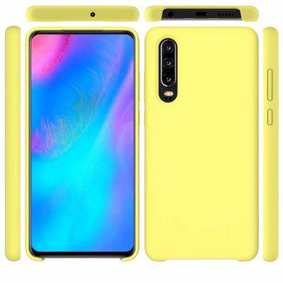 Liquid Silicone Soft Silica Gel Rubber Phone Case for Huawei P30