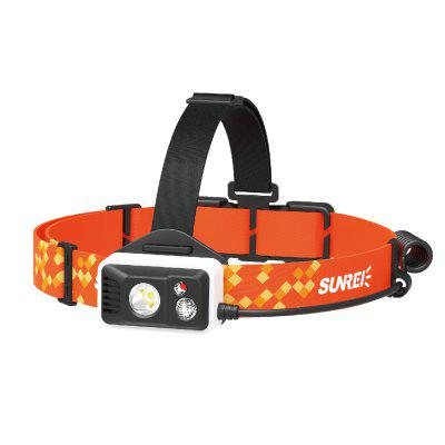 SUNREI Durable High-bright LED Headlight for Running