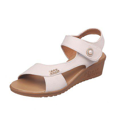 Little Slope and Drill Pearl Sandals 1-7 (Gearbest) Charleston advertised