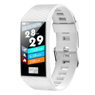 Smart Big Screen Blood Pressure Health Monitoring Sports Waterproof Bracelet