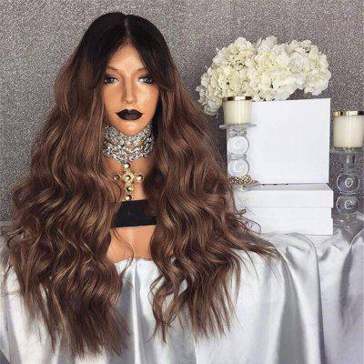 European and American Long Curly Hair in The Differentiation of Fiber Wig