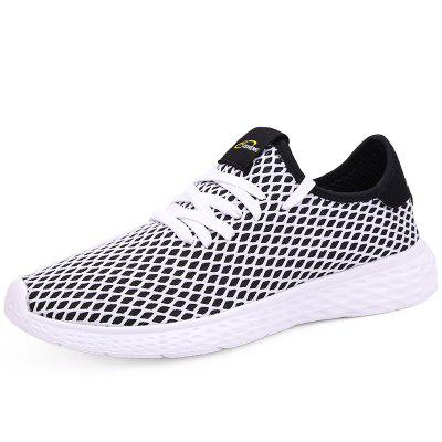 Summer Mesh Sneakers Casual Running Shoes for Men