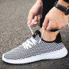 Summer Mesh Sneakers Casual Running Shoes for Men - NERO