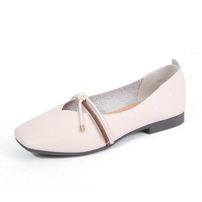 Lady Casual Fashion Flat Shoes for Women (Gearbest) Amarillo Buy Ad