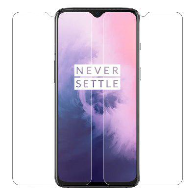 Mrnorthjoe Tempered Glass Film for  OnePlus 7 - 2PCS