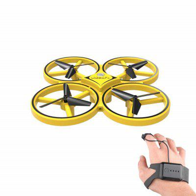 Kids Finger Gesture Control Drones  2.4G Remote Gravity Sensor Control Aircraft