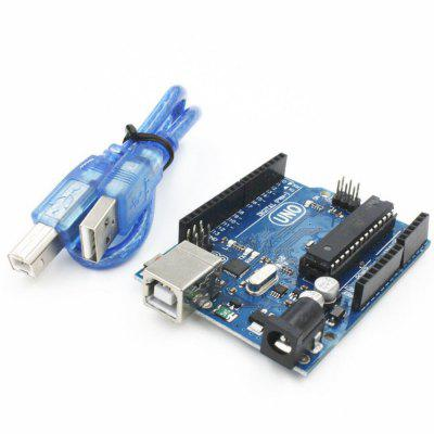 ATmega328P ATMEGA16U2 Development Board Compatible with for Arduino