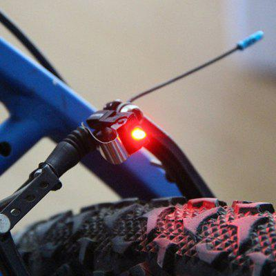Bike Brake Light LED Warning Lamp