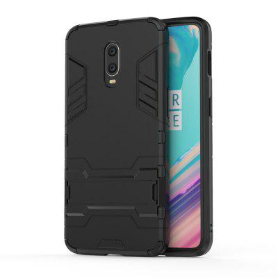 Mobile Phone Case Bracket Shell Drop Protection Hard Shell for OnePlus 7