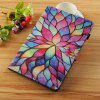Lotus Painted Tablet Leather Case for iPad Pro 11 inch(2018) - MULTI