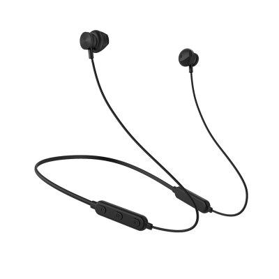 Bluetooth Earphones Neckband Wireless Earbuds Magnetic Noise Cancelling