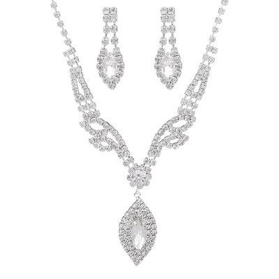 FEIS Personality Large Leaf Necklace Set