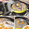 Kitchen Stainless Steel Fry Mesh Food Strainer - SILVER