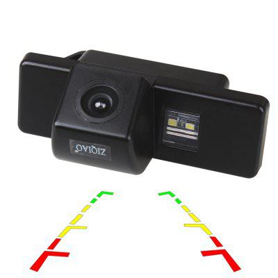 ZIQIAO Car Rear View Reverse Camera Backup Rearview Parking for Nissan Qashqai