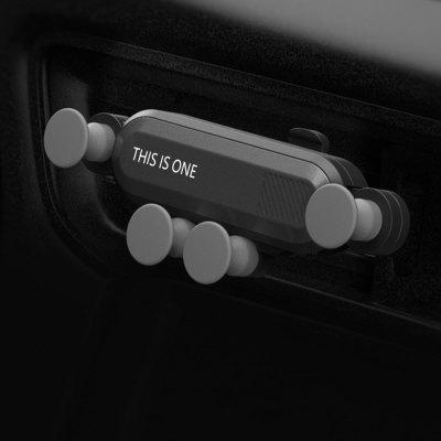 Coupon For Minismile YT01 360-degree Rotary Car Mount Air Vent Phone Holder.