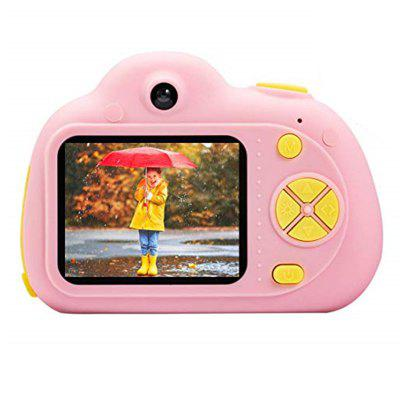 8 Million Pixels Mini Children's Digital Small SLR Dual-Lens Camera