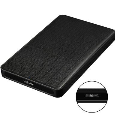 2.5-Inch SATA pevný disk Box Usb3 0 Mobile SSD Box