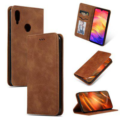 Luxury Card Protection Leather Phone Case for Xiaomi Redmi Note 7/Note 7 Pro