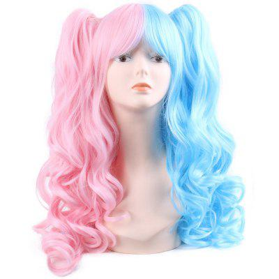 Blanch and Colouring Cosplay Wig