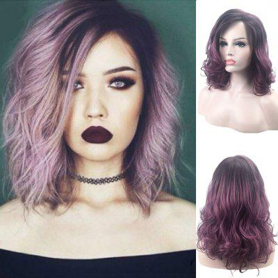 Cosplay Gradient Ramp Partial Distribution Type Wig