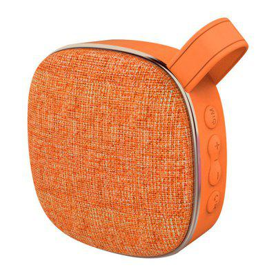 Portable Fabric Wireless Bluetooth Speaker Mini Portable Outdoor Support TF Card