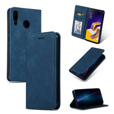 Business Leather Phone Case for ASUS ZE620KL