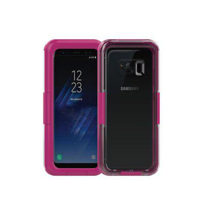 IP68 Waterproof Protective Diving Phone Case for Samsung Galaxy S8 Plus