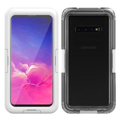 IP68 Waterproof Protective Diving Phone Case for Samsung Galaxy S10
