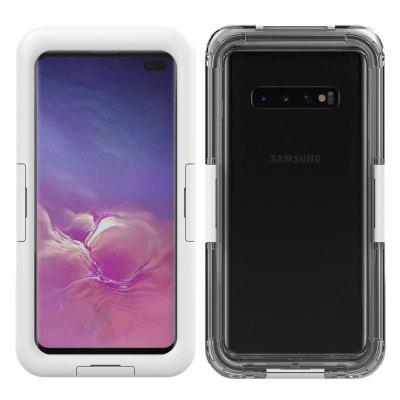 IP68 Waterproof Protective Diving Phone Case for Samsung Galaxy S10+