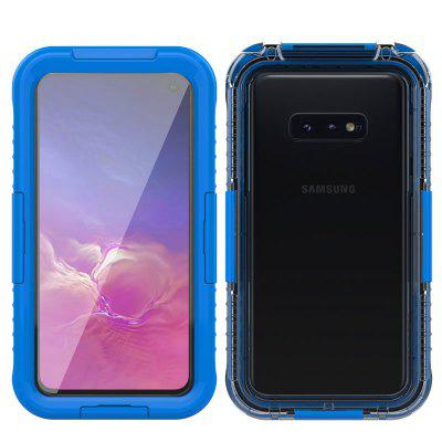 IP68 Waterproof Protective Diving Phone Case for Samsung Galaxy S10E
